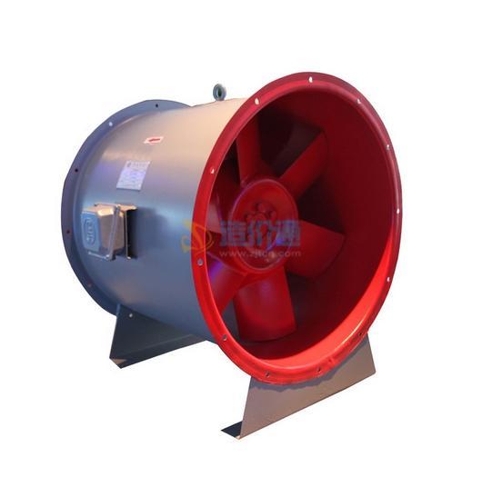 双速混流式排烟风机图片