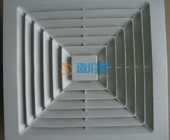 EB节能型壁式通风机图片