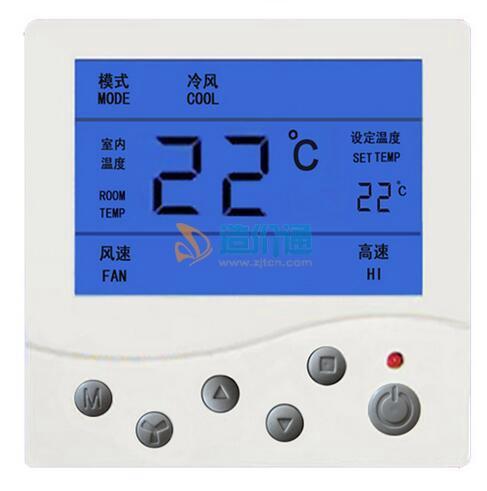 温控器风机盘管温控器图片