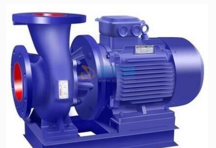 单级单吸管道离心泵图片
