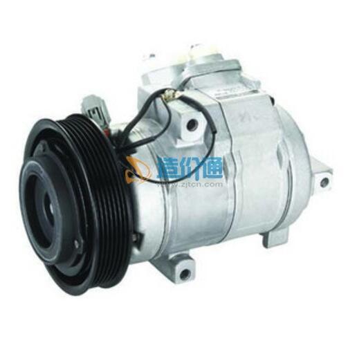 空调专用泵DFG管道泵图片