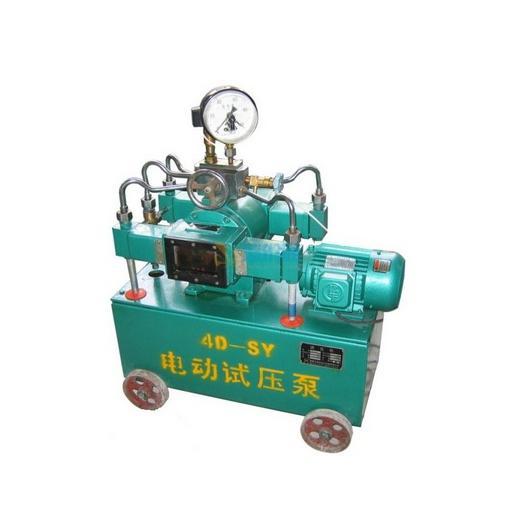 电动试压泵图片