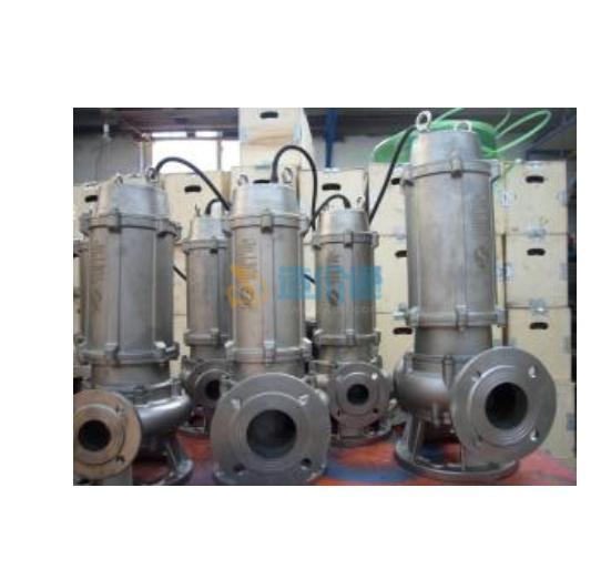 WQF型全不锈钢污水潜水泵系列(精密铸造:362材质)图片