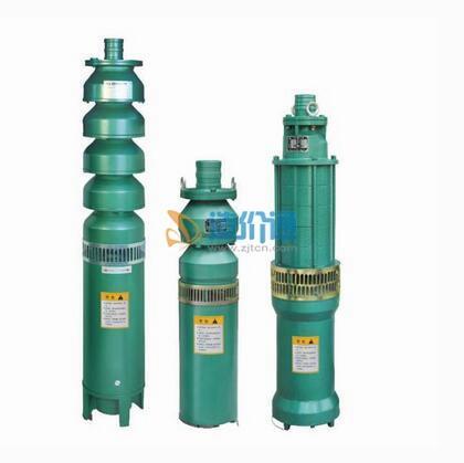 QY型充油式小型潜水电泵图片