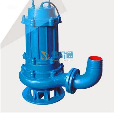 WQAS-CB切割型污水污物潜水电泵图片