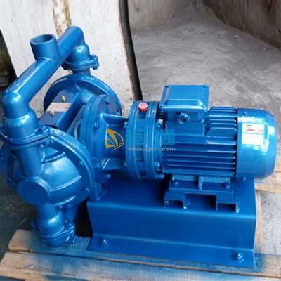 DBY电动隔膜泵-铸铁图片