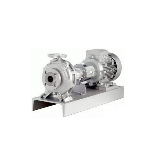 立式单级单吸热水循环泵图片