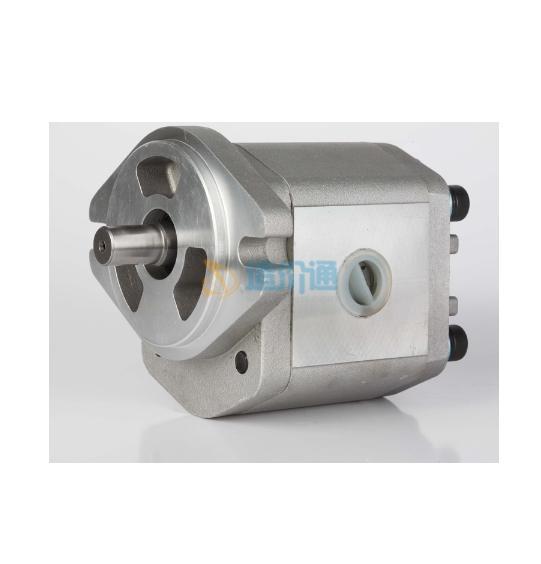 变量叶片泵+齿轮泵图片