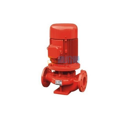 单级消防泵图片