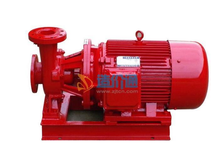 手抬机动消防泵图片