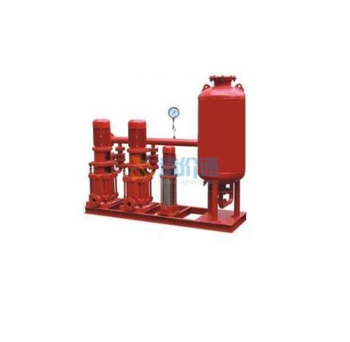 消防气体顶压给水设备图片