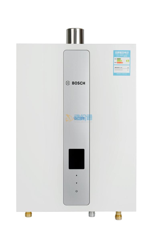 燃气热水器图片