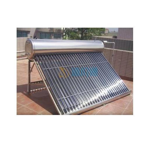别墅分体式太阳能热水器图片