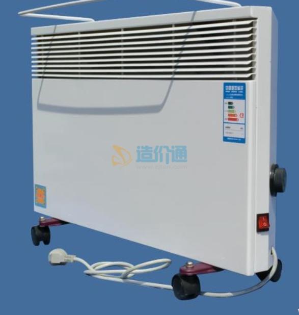 电辐射采暖器图片