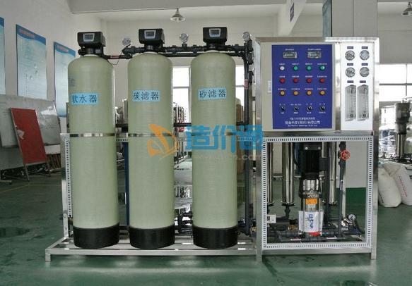 纯净水设备图片
