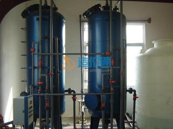 软水器成套设备图片