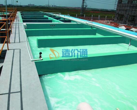 沉淀池自动排泥装置图片