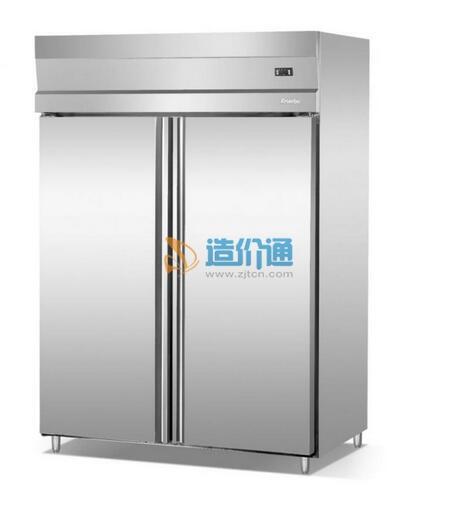立式冷冻柜图片