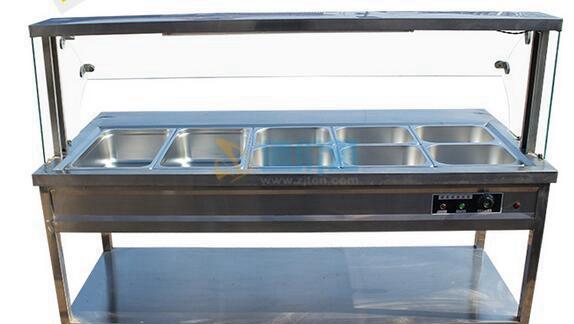 电热六盆保温台图片