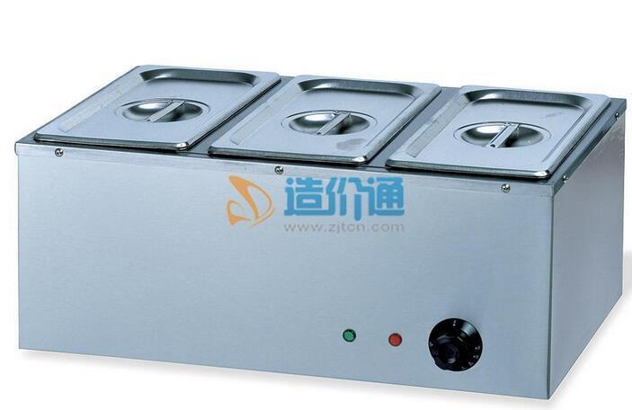 暖汁柜(6格1/6GN)图片