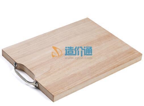 木质案板台图片