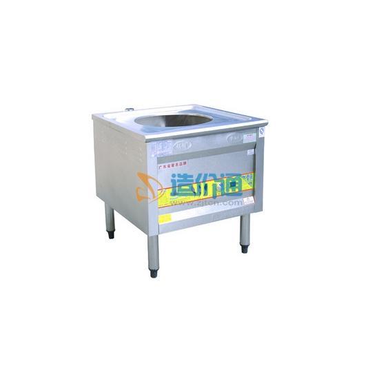不锈钢水撑式蒸炉图片