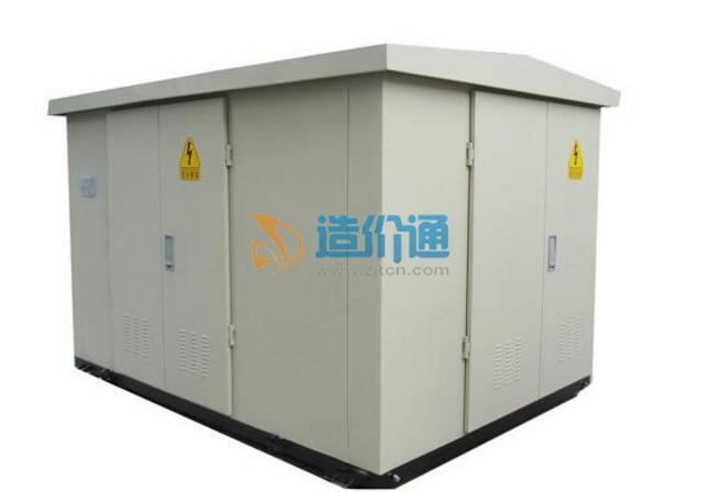 YB□-12系列欧式箱变图片