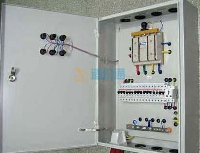 压铸铝电器箱图片