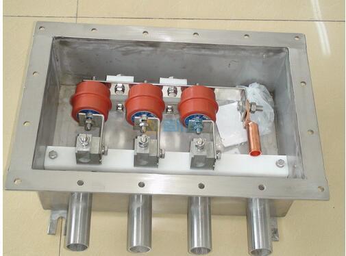 单芯电缆高压接地箱图片