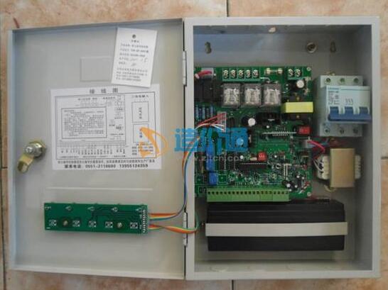 卷帘控制箱图片