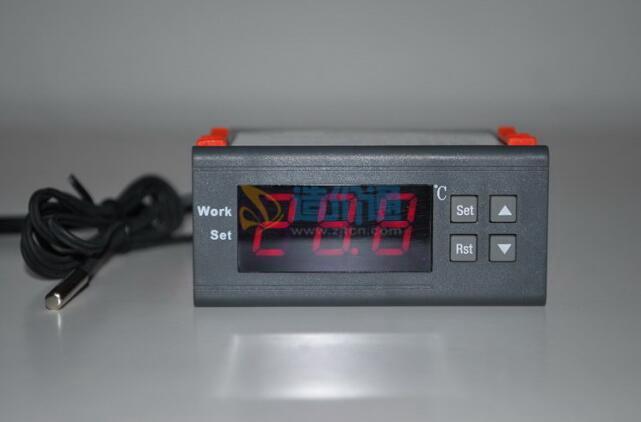 电子温控器图片