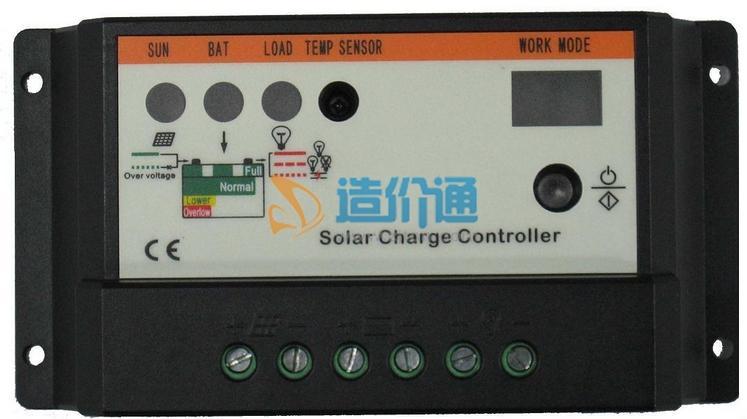 PSR太阳能路灯控制器图片