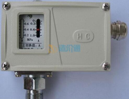 不锈钢压力开关、不锈钢压力控制器图片