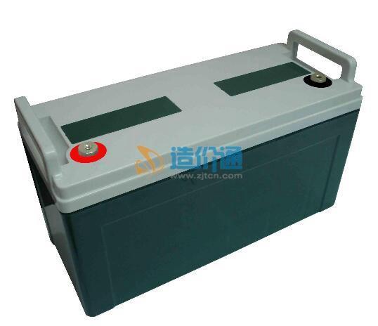 报警周边器材-4AH蓄电池图片