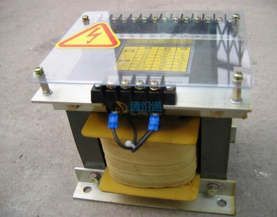 机床控制变压器图片