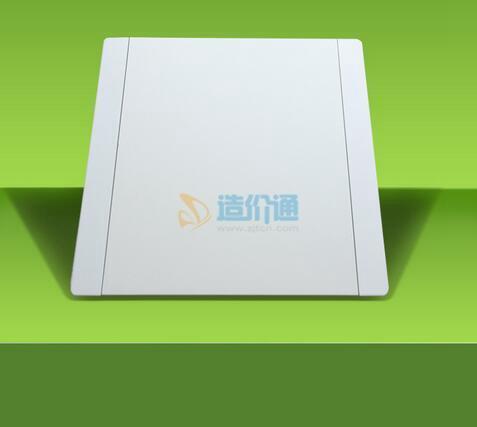 UPVC防盗电表箱面板图片