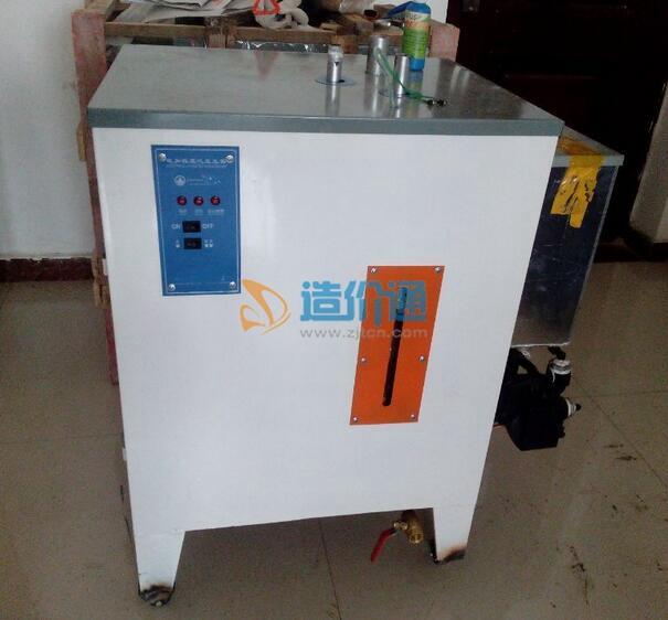 电热蒸馏水发生器图片