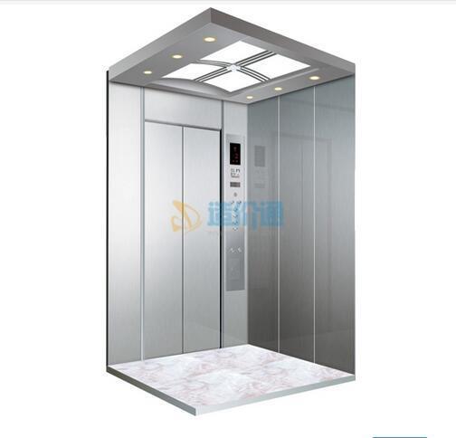无机房乘客电梯图片
