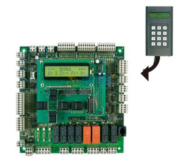 IC卡电梯呼控制器.图片