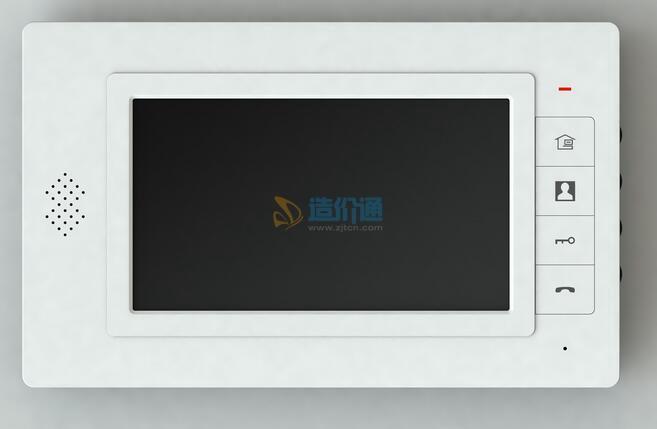 可视分机集中电源图片