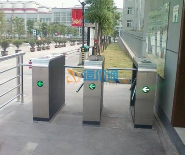 联网型指纹门禁系统图片