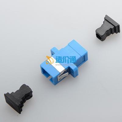 单模LC光纤耦合器图片