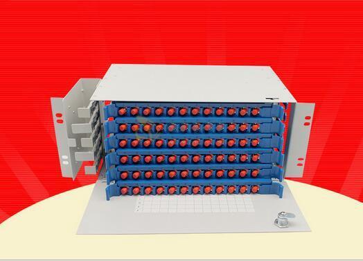 机架式光纤配线架图片