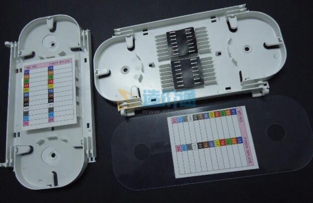 分纤箱熔接盘图片
