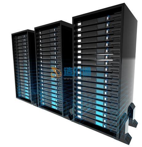 32口串口服务器图片