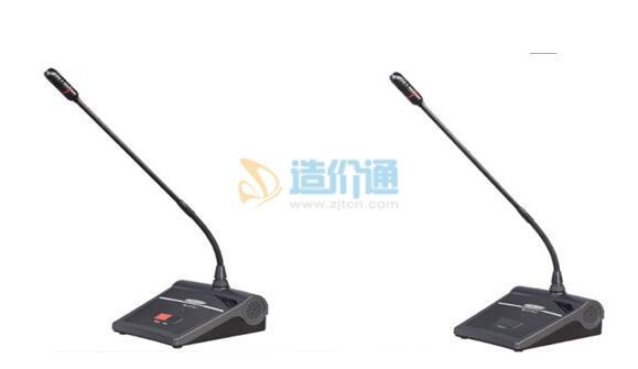SC633专业录音传声器配音、播音、高级会议话筒图片