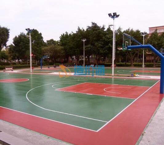 复合型球场图片