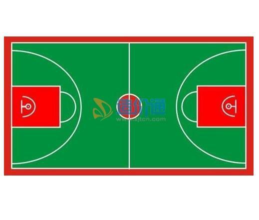 篮球场专用材料图片
