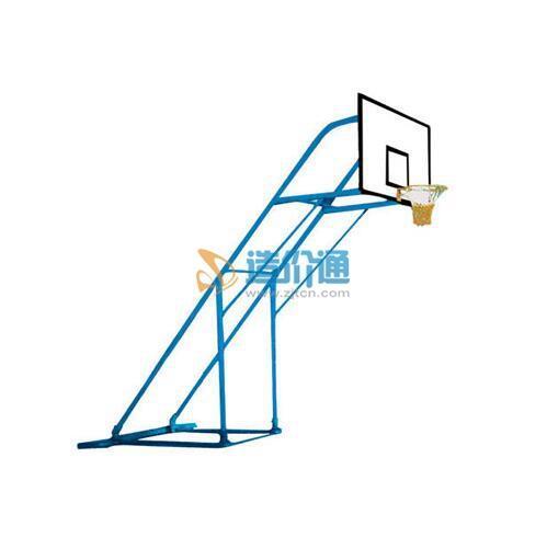 篮球架图片