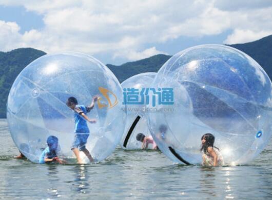 水上悠波球图片